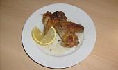 kuře na medu se zázvorem