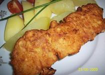 Kuřecí špízy v sýrovém těstíčku