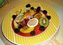 Ovocný desert