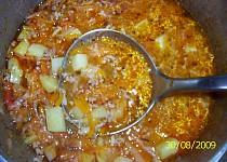 Polévka MIŠ-MAŠ