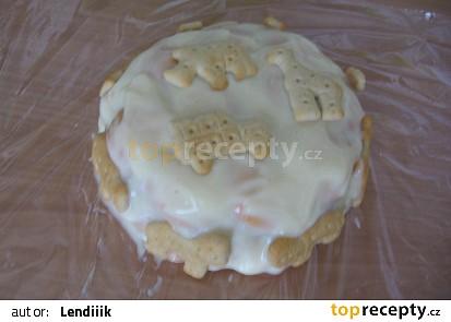Pro nejmenší - Můj první dort