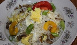 Rychlé rýžové jídlo