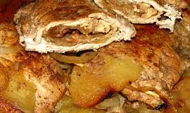 Savojské kotlety s jablky