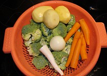 Brokolicová polévka nejen pro nejmenší