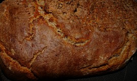 Chléb s pohankou a acidofilním mlékem