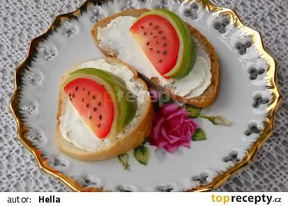 Chleba s melounem