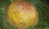 Dietní skorosmažený sýr