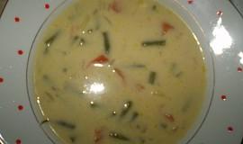 Fazolkovo - smetanová polévka