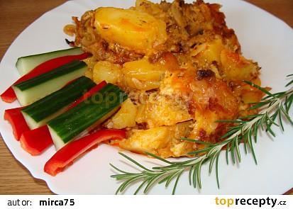 Hraběnčiny francouzské brambory