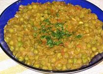 Hráškový salát