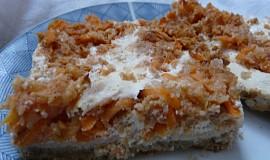 Jablečno mrkvový koláč