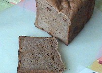 Kakaový snídaňový chléb