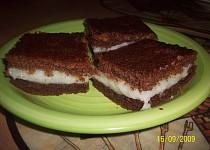 Kokosovo-krupicové kostky