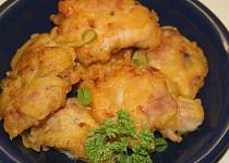 Křupavé kuřecí řízečky