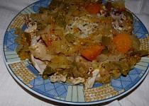 Kuře po senegalsku