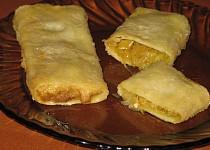 Lasagne rolky s pórkem
