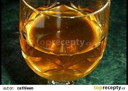 Meruňkový likér