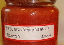 Rajčatová pomazánka