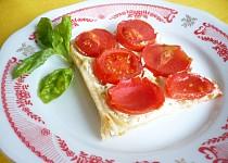 Rajčatový koláč III.