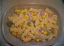 Salátek z uzeného