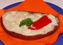 Vařený sýr z tvarůžek