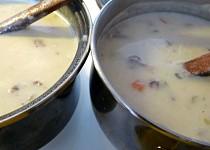 Variace na králičí polévku