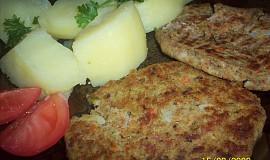 Zeleninové řízečky