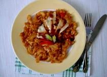 Bleskové těstoviny na italský způsob