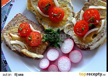 Chléb ve vajíčku (snídaně)