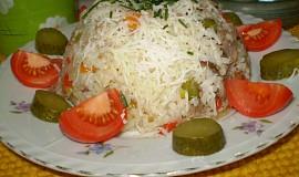 Kachní rizoto se zeleninou