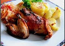 Maggické šťavnaté kuře