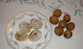 Ořechové šneky