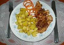 Pikantní a jednoduché krůtí maso