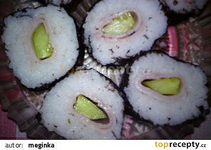 Sushi specialita