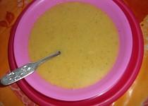 """Vločková polévka """"pro nejmenší"""""""