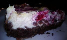 Výborný cheesecake s malinami