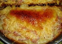Zapečený chleba a'la Hungary