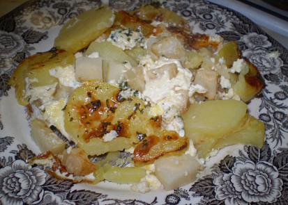 Celer zapékaný se sýrem