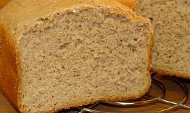 Chléb s ovesnými vločkami
