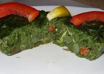 Gratinované zeleninové košíčky