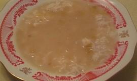 Jablečná polévka
