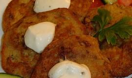 Játrovo - bramborové placičky