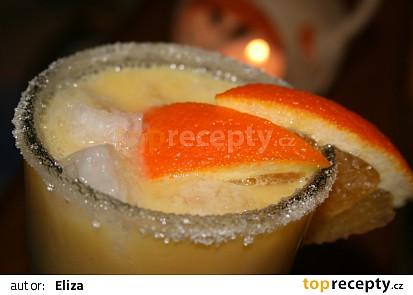 Pomerančovo - vanilkový likér