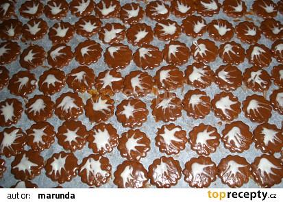 Kokosové dortíčky - cukroví