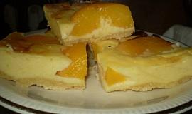 Koláč s meruňkami a tvarohem