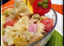 Krumlovský těstovinový salát