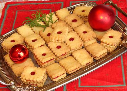 Linecké keksy