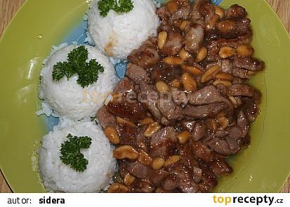 s rýží