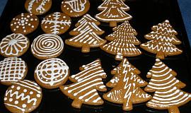 Měkké a voňavé vánoční perníčky