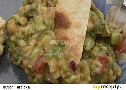 Mexicke guacamole